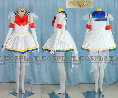 Sailor Moon Costume from Sailor Moon Super S