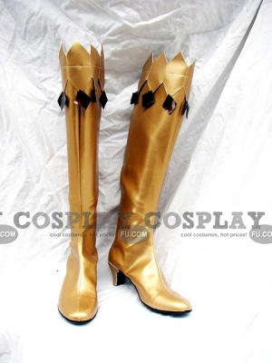 Galaxia Shoes (A499) from Sailor Moon