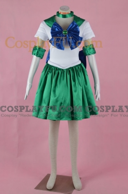 Sailor Neptune Cosplay Costume from Sailor Senshi