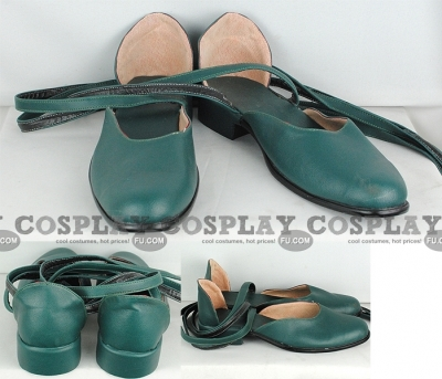 Sailor Neptune Shoes from Sailor Moon