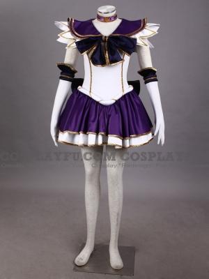Sailor Saturn Costume (D118) from Sailor Moon