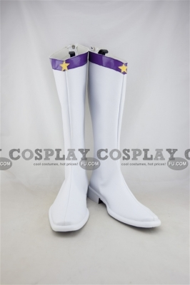 Sailor Saturn Shoes (C691) from Sailor Moon