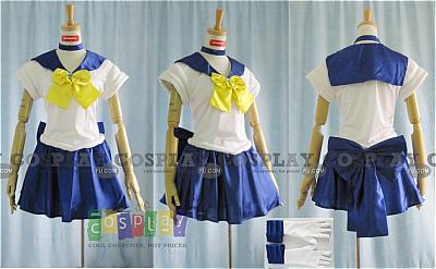 Sailor Uranus Cosplay Costume from Sailor Senshi