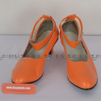 Sailor Venus Cosplay Shoes from Sailor Senshi