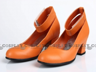 Sailor Venus Shoes (CX9) from Sailor Moon