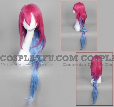 Saitohimea Wig from A Dark Rabbit Has Seven Lives