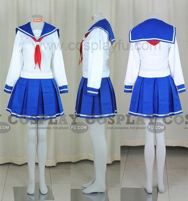 Saki Cosplay (School Uniform) from Saki