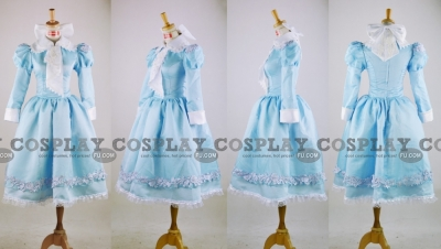 Sakura Cosplay (Blue) from Cardcaptor Sakura