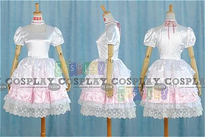 Sakura Cosplay (White) from Cardcaptor Sakura