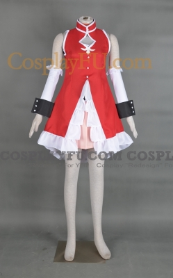 Sakura Cosplay from Puella Magi Madoka Magica