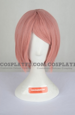 Sakura Haruno Cosplay Wig from Naruto Shippuuden