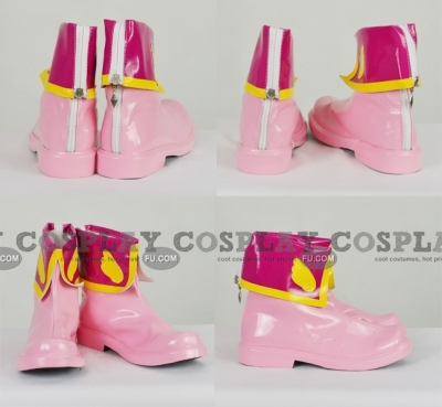 Sakura Shoes (C370) from Cardcaptor Sakura