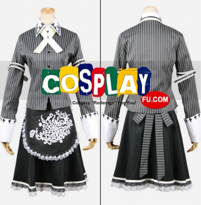 Sakuya Costume from Touhou Project