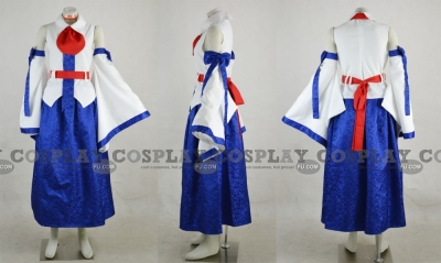 Sanae Costume from Touhou Project