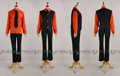 Sanji Cosplay (Orange) from One Piece