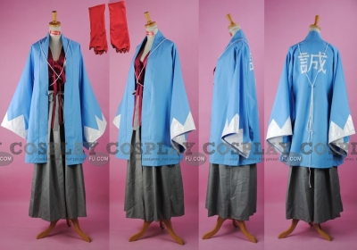 Sanosuke Cosplay (Kimono) from Hakuouki