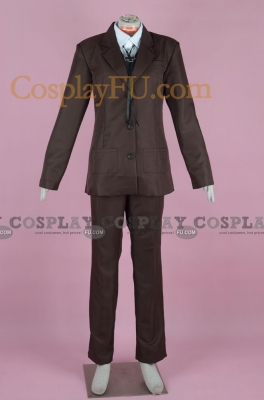 Saruhiko Cosplay (Uniform) from K