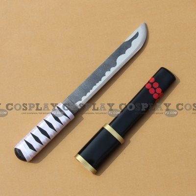Sarutobi Dagger from Sengoku Basara