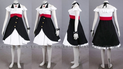 Sawa Cosplay (CV-097-C05) from Tari Tari