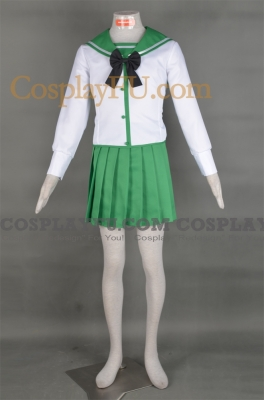 Saya Cosplay from Highschool of the Dead