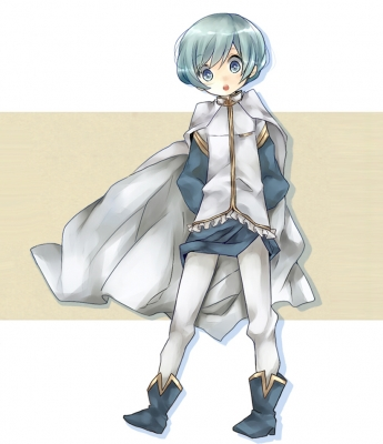 Sayaka Cosplay (Male) from Puella Magi Madoka Magica