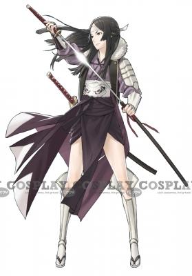 Sayri Cosplay from Fire Emblem Awakening