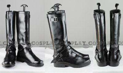 Sazh Shoes from Final Fantasy XIII