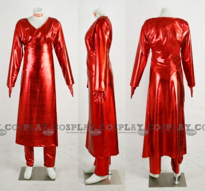 Scarlet Cosplay (Red) from X Men