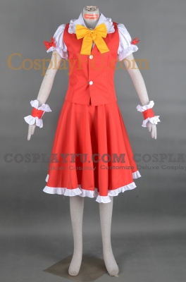 Scarlet Costume from Touhou Project