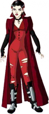 Scarlet Witch Cosplay from X men