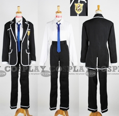 School Boy Uniform (Tennouzu High School) from Guilty Crown