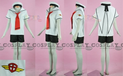 School Boy Uniform (Tomoeda Elementary School Summer) from Cardcaptor Sakura