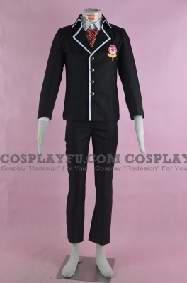 School Boy Uniform (True Cross Academy) from Blue Exorcist