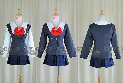 Kotonoha Cosplay (Winter) from School Days