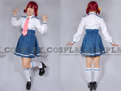 School Girl Uniform (Nanairogaoka Public Middle School) from Smile PreCure