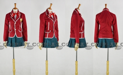 School Girl Uniform from Guilty Crown