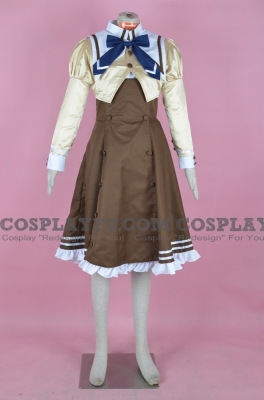 Yuuhi Cosplay from Akaneiro ni Somaru Saka