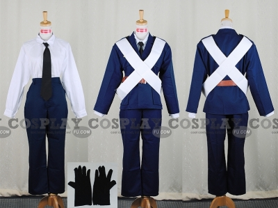 Scotland Cosplay from Axis Powers Hetalia