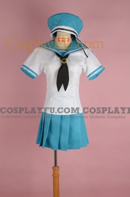Sealand Cosplay (Femal) from Axis Powers Hetalia