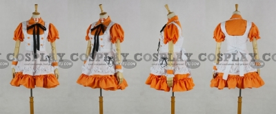 SeeU Cosplay (Maid) from Vocaloid 3