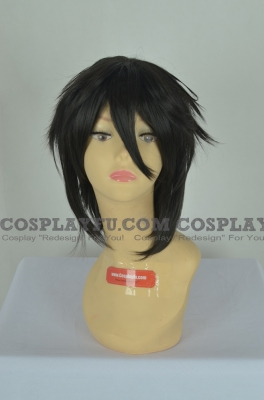 Seibastian Wig from  Kuroshitsuji