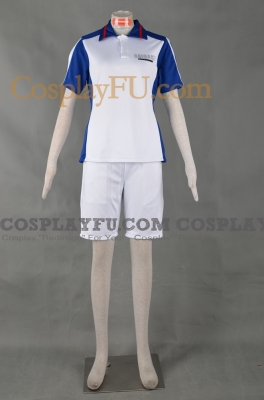 Seigaku Uniform (Summer) from Prince of Tennis