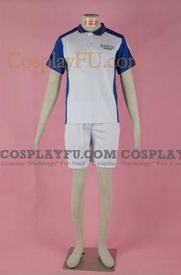 Seigaku Uniform (Summer 3-099) from Prince of Tennis