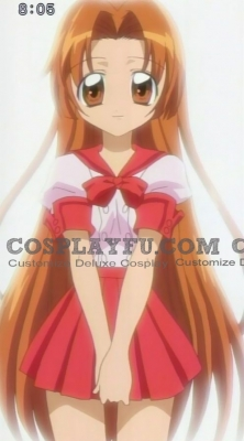 Seira Costume from Mermaid Melody Pichi Pichi Pitch