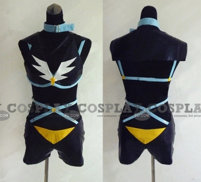Seiya Cosplay from Sailor Moon