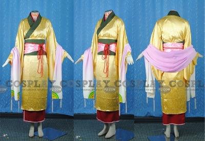 Sen hime Cosplay from Hakuouki