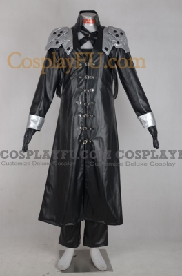 Sephiroth Costume from Final Fantasy