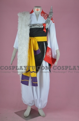 Sesshoumaru Cosplay (2nd) from Inuyasha
