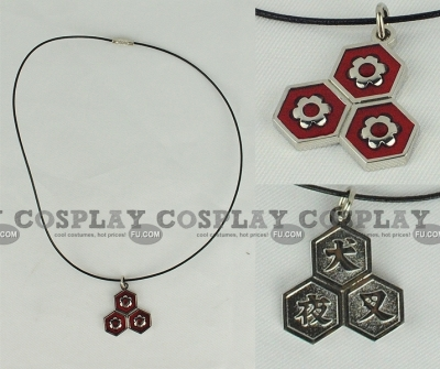 Sesshoumaru Necklace from Inuyasha