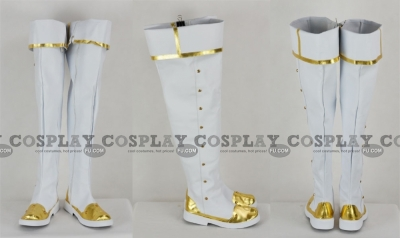 Seth Shoes (C125) from Trinity Blood